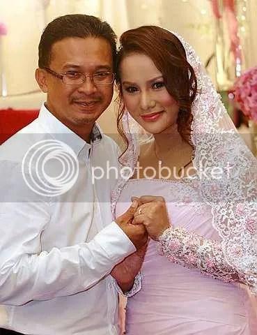 elly mazlein kahwin
