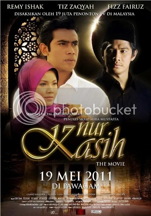review filem nur kasih]