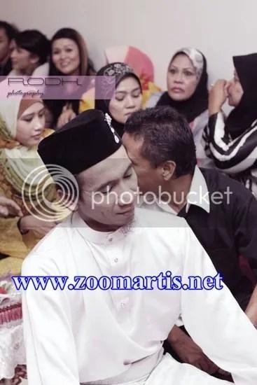 yassin senario dah kahwin