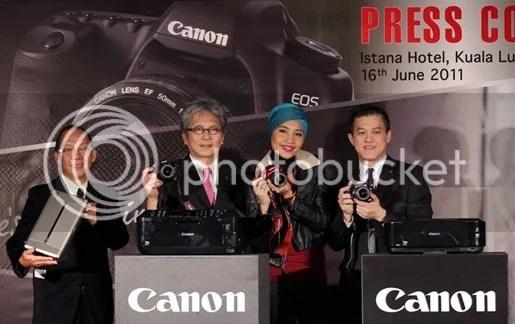 yuna duta kamera canon