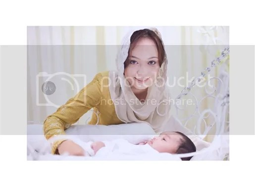 gambar aqiqah anak intan sarafina