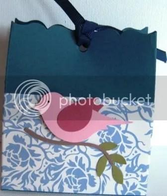 box birdpunch
