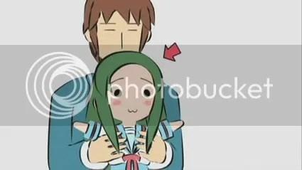 Wow, Churuya is very very small. But very very chibi-cute!