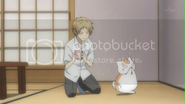 Has Natsume ever made a face like that before...?