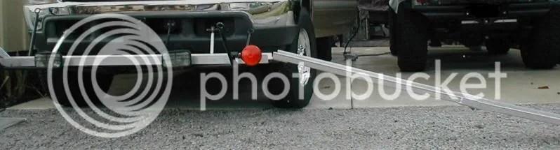 Welding Lead Rack Truck