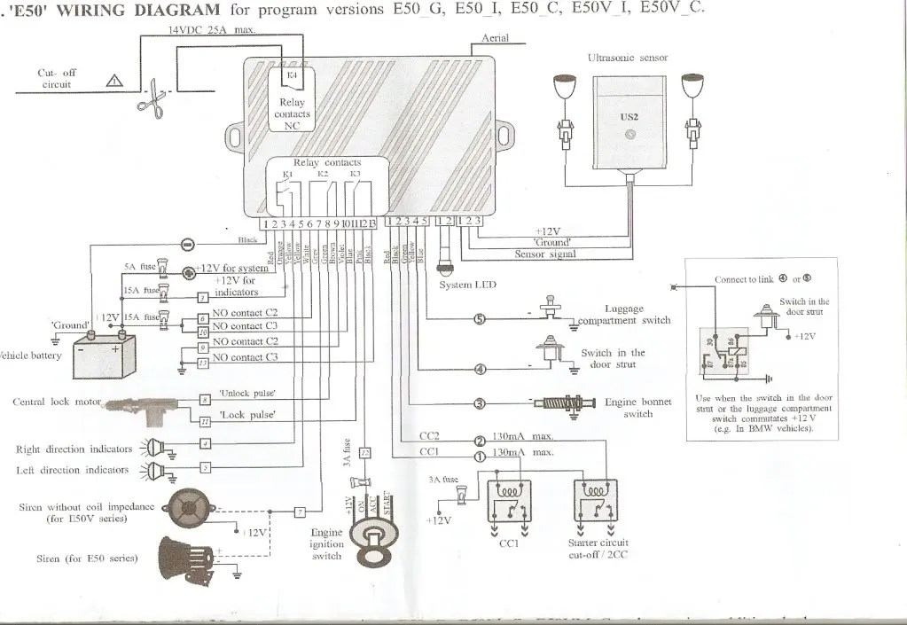 Mitsubishi diamante fuse box diagram