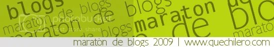 Maratón de Blogs 2009