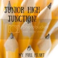 My Full Heart: Junior High Junction