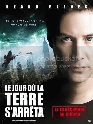 Keanu Reeves is an alien! - The Day The Earth Stood Still