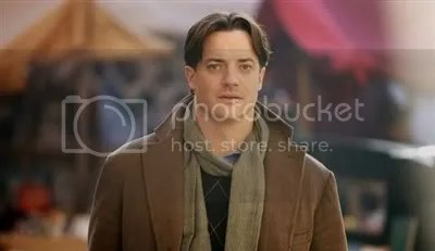 Brendan Fraser is starring in the movie Inkheart.