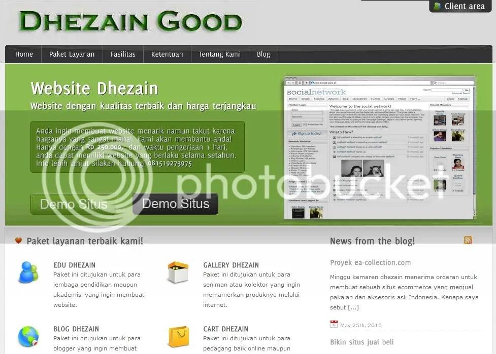 Dhezain Good
