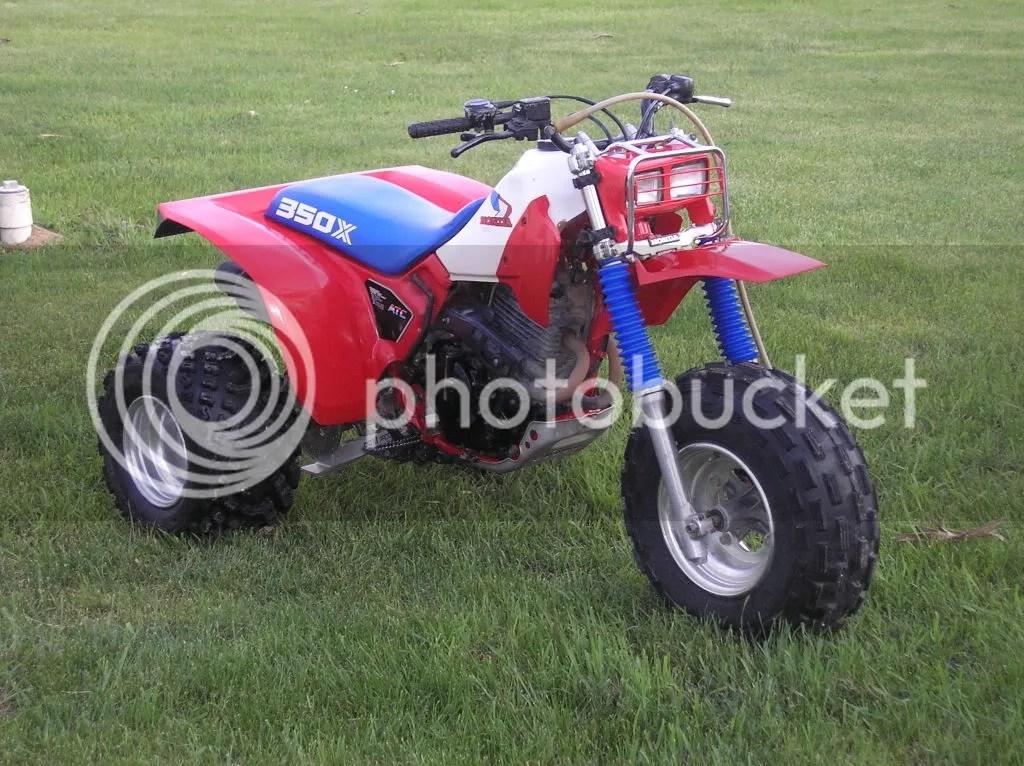 1984 Kawasaki Tecate 350