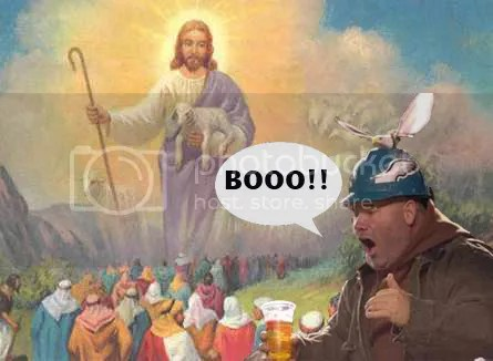 Eagles Fan boos Disciples
