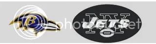 Ravens vs Jets