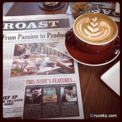 Roast Coffee and Eatery