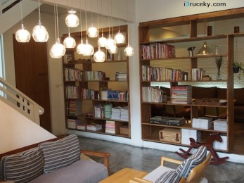 Library Coffee Cafe