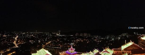 Night Skyline of Penang