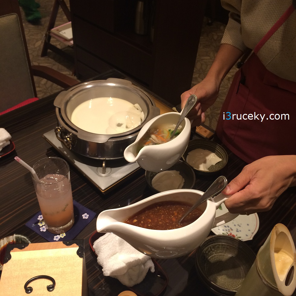 Umenohana Bangkok - Tofu