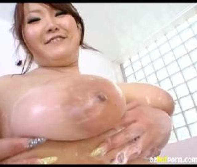 The Big Tits Soap And Oil Hardcore Sex