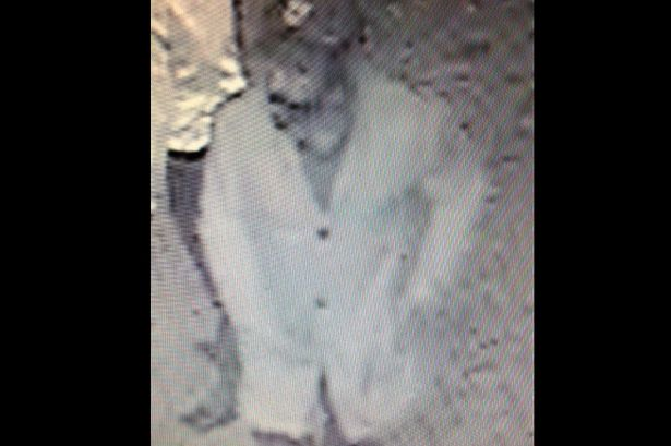 Detectives have released a CCTV image of a man they want to speak to after a woman was stabbed with a needle while on a night out in Birmingham.