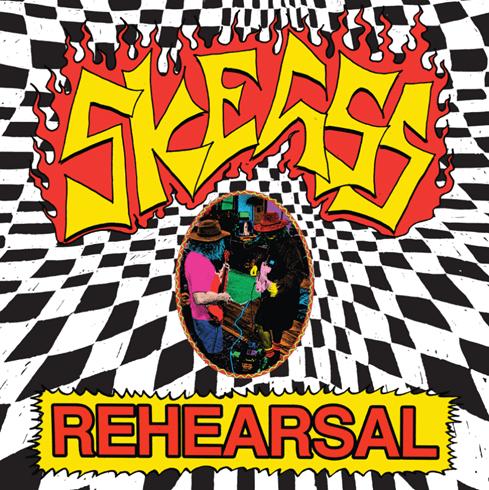 Skegss Rehearsal cover artwork