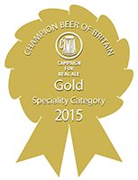 Speciality Rosette - Gold