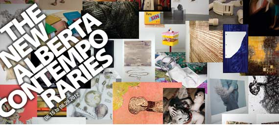The New Alberta Contemporaries 06.15 to 08.29.2012