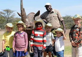 Join our Junior Ranger Club
