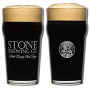 Stone glassware