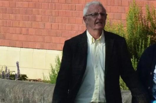 Leslie Brindle, 70, of Porthmadog stood trial at Caernarfon Crown Court