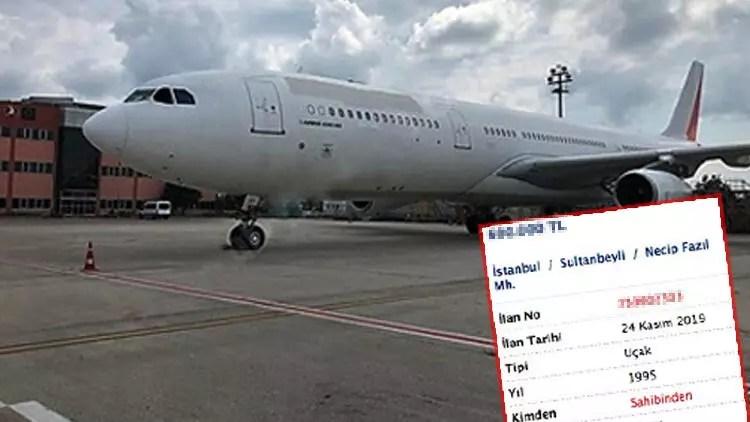 sahibinden satılık uçak ile ilgili görsel sonucu