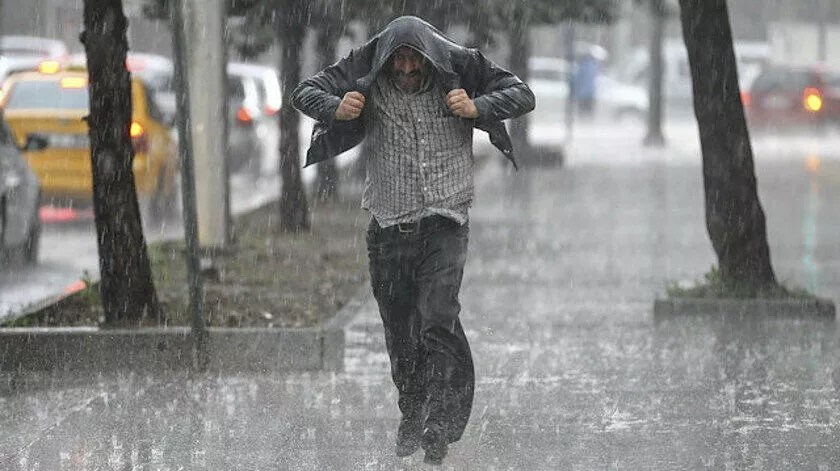 Breaking news: Meteorology warns for Sunday: Will it rain in Istanbul?