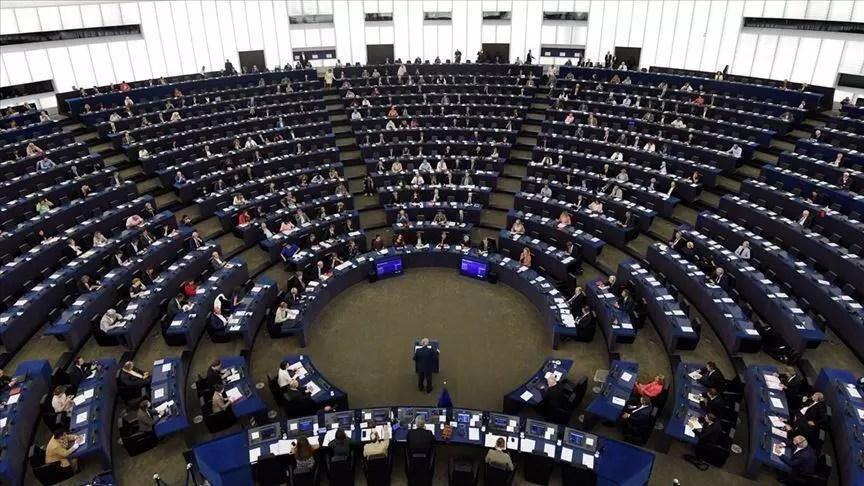 Avrupa Parlamentosu Kovid-19 gündemiyle gelecek hafta inanılmaz toplanacak 1
