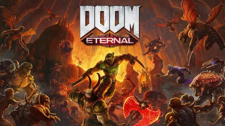 Uzun devirdir beklenen DOOM Eternal, bugün satışa çıktı 1