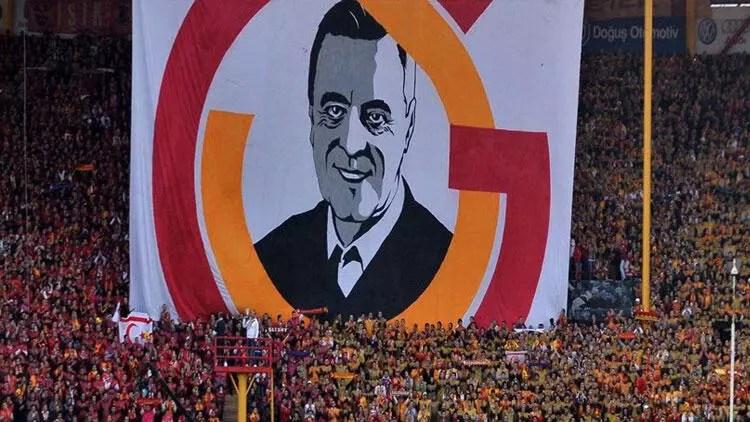 Galatasaray Özhan Canaydın'ı andı 1
