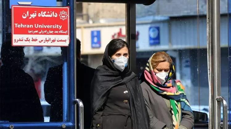 Corona virüsü İran'da can almaya devam ediyor! İşte son durum... 1