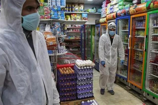 Irak'ta Corona Virüs nedeniyle ölenlerin sayısı 20'ye yükseldi 1