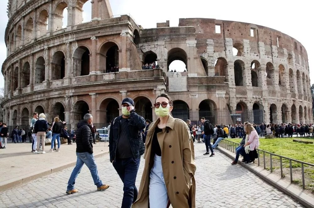 Son dakika haberi: İtalya'da bir günde 651 kişi hayatını kaybetti 1