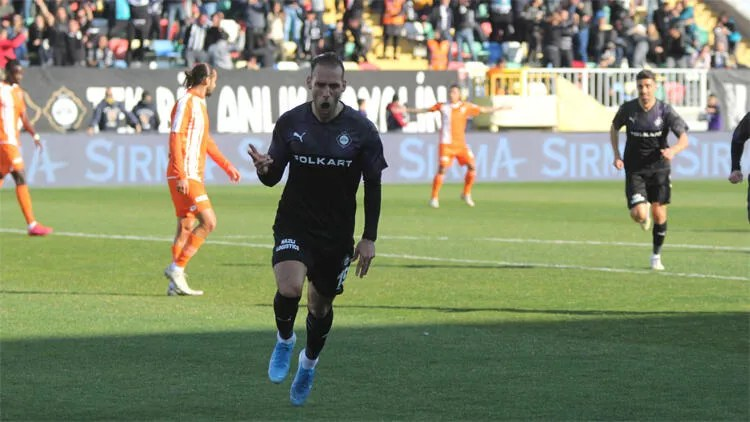 """Altay'ın gol hükümdarı Marco Paixao: """"Türkiye'de güvendeyiz"""" 1"""