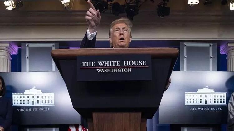 Dünya Sıhhat Örgütü'nü tehdit eden Trump'tan geri adım 1