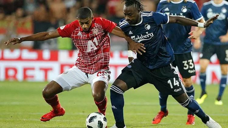 Beşiktaş'tan transferde son dakika atağı! Edwin Gyasi.. 1
