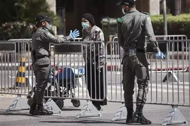 İsrail'de Corona Virüsten ölenlerin sayısı 110'a yükseldi 1