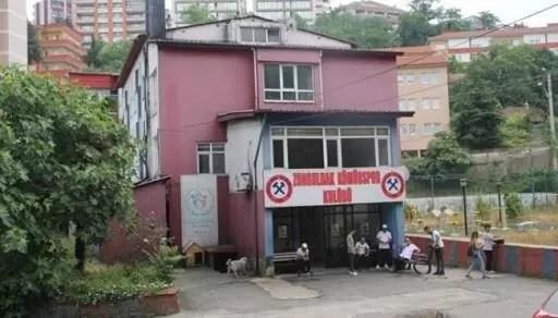 Kulüp binasına korona virüs mahzuru 1