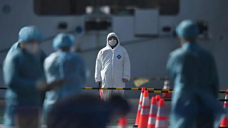 Japonya'da uzmanlardan korkutan Corona Virüs kestirimi 1
