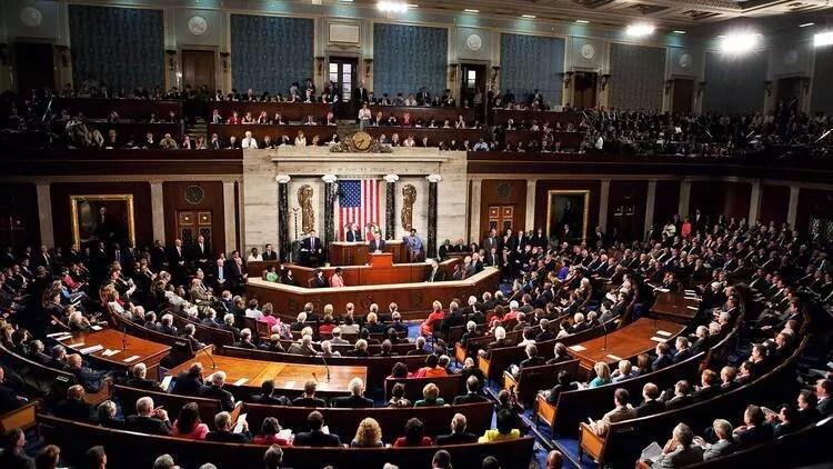 ABD Senatosundan Kovid-19 için 484 milyar dolarlık ek bütçeye onay 1