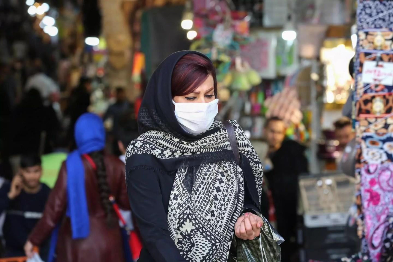 Son dakika haberler: İran'da Covid-19 nedeniyle 24 saatte 94 kişi hayatını kaybetti 1