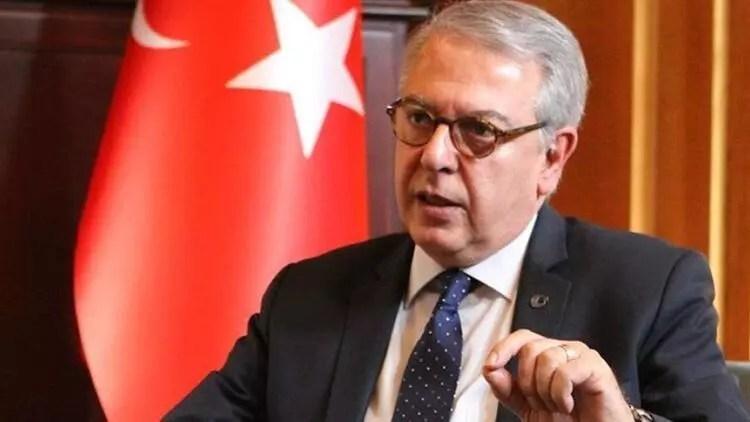 ABD Kongresinden Türkiye'nin Washington Büyükelçisi Kılıç'a teşekkür mektubu 1