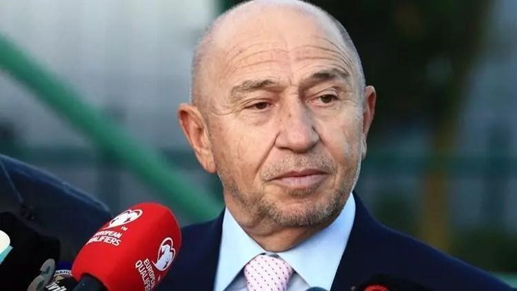Son dakika | TFF Lideri Nihat Özdemir: 'Liglerin başlaması lazım' 1