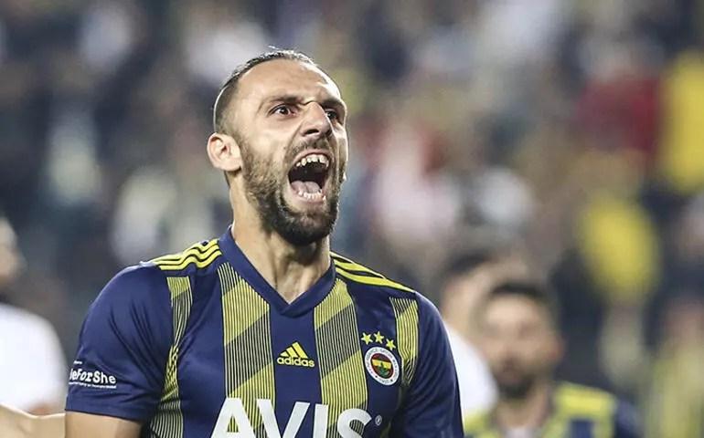 Son Dakika | Fenerbahçe'nin golcüsü Vedat Muriqi için transfer açıklaması! 1