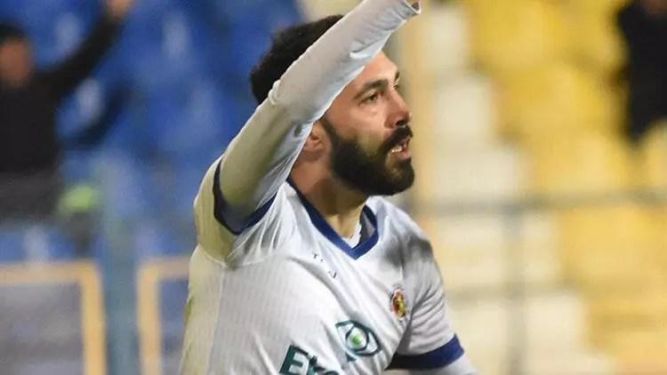 Menemenspor'da Samed Ali Kaya'ya gün doğdu 1